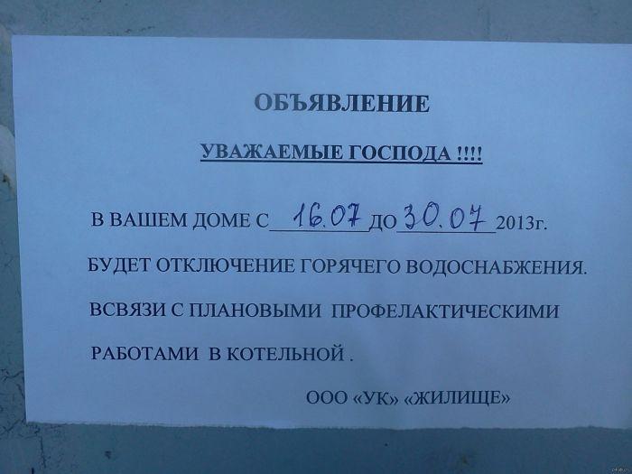 Ошибки в русской грамматике (21 фото)