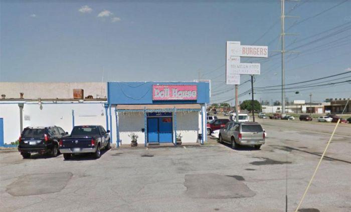 В Далласе закрыли сеть необычных борделей (2 фото)