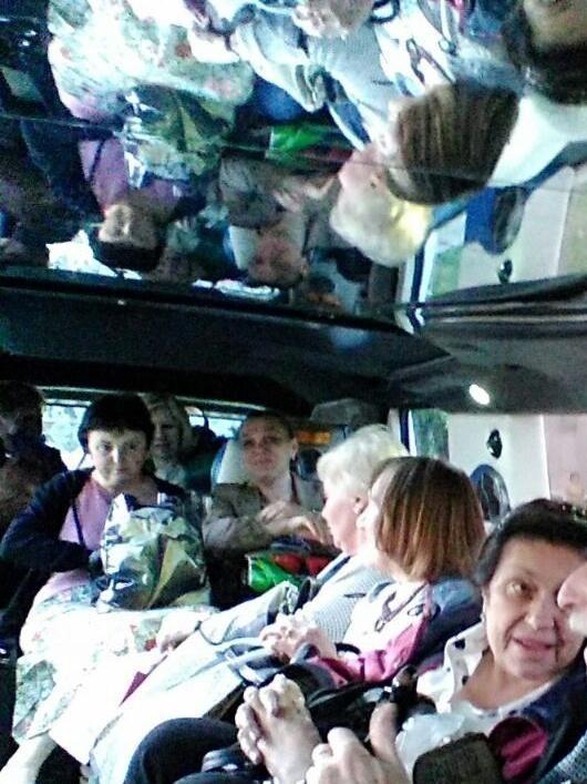 Альтернативный транспорт вместо рабочего автобуса (3 фото)