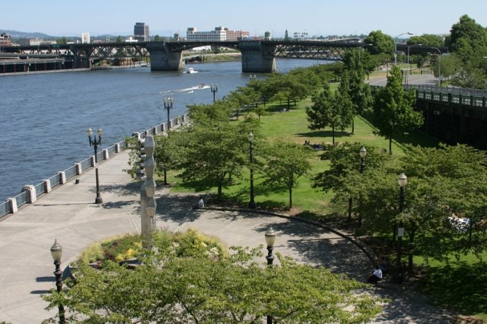 Города, отказавшиеся от автострад в пользу парков (13 фото)