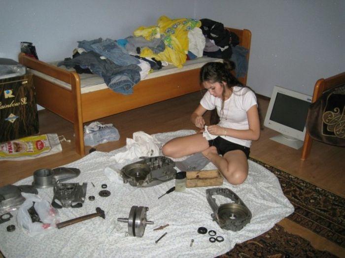 Идеальные женщины все-таки существуют (16 фото)