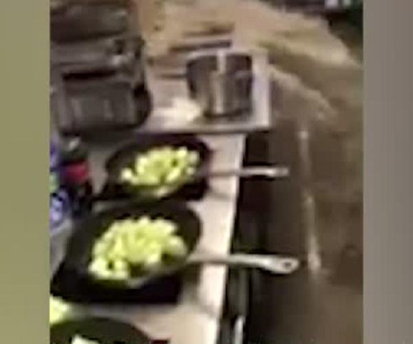 Коммунальщики затопили ресторан в центре Москвы