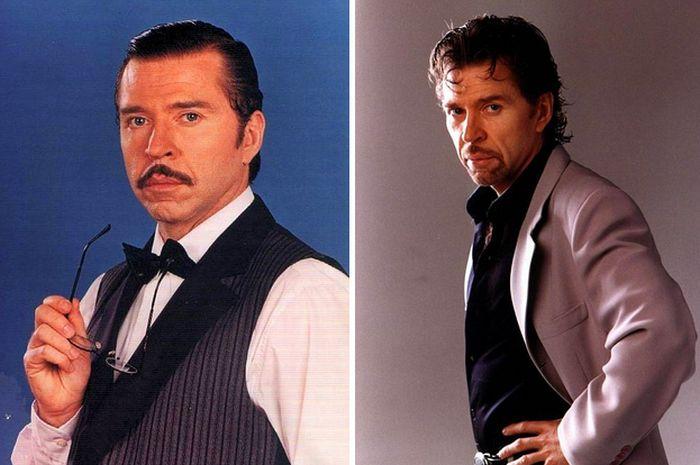 Актеры сериала «Дикий ангел» 19 лет спустя (15 фото)