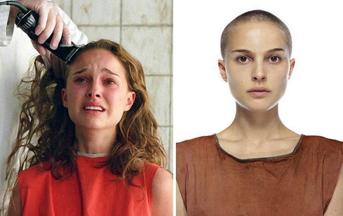 Невероятные перевоплощения ради роли в кино (11 фото)