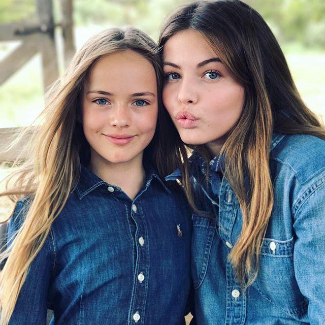 Кристина Пименова - одна из самых востребованных юных моделей в мире (22 фото)