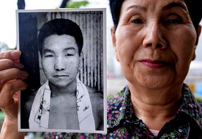 Ивао Хакамада - невиновный японец, отсидевший в тюрьме 46 лет (5 фото)