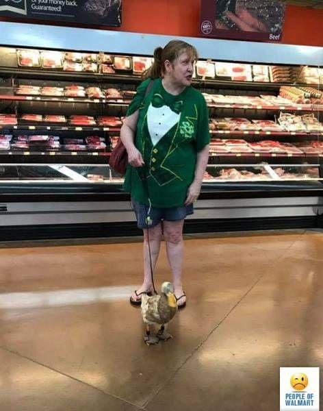 Смешные люди из супермаркетов. Часть 38 (28 фото)