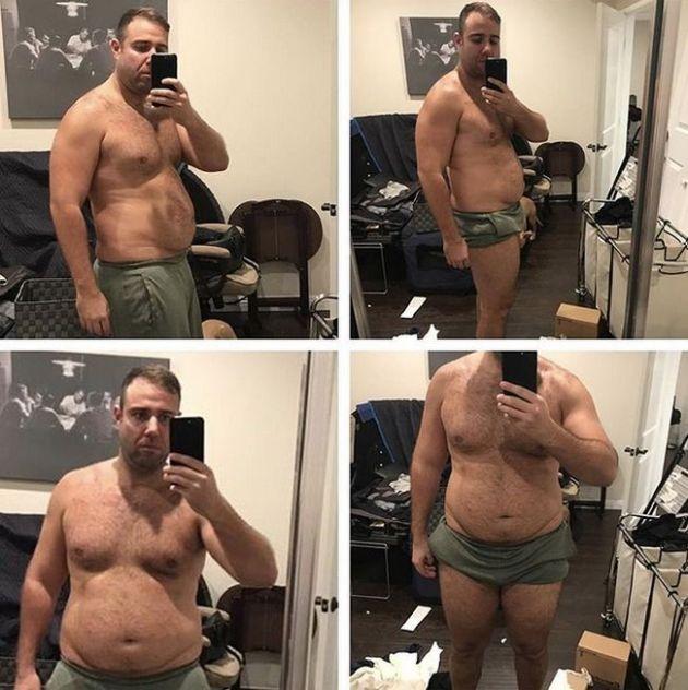 Профессиональный покерный игрок похудел на 27 кг и выиграл миллион долларов (5 фото)