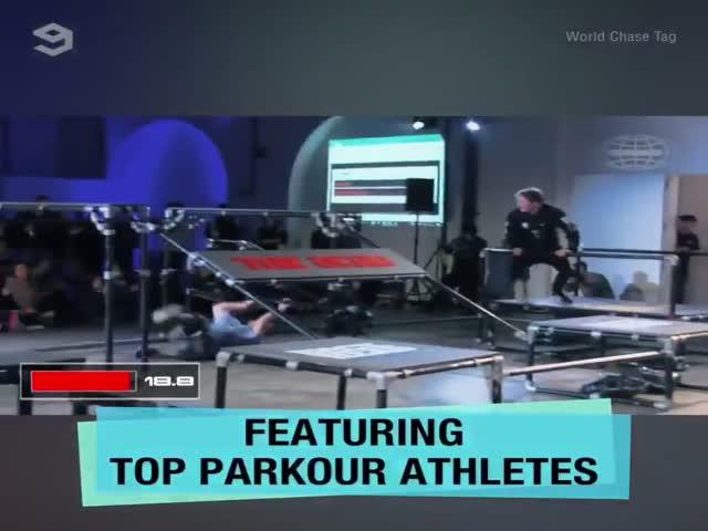 Чемпионат мира по салкам