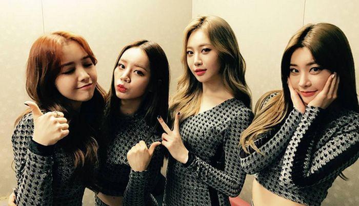 Девушки из корейской группы Girl's Day стали олимпийскими послами (14 фото)