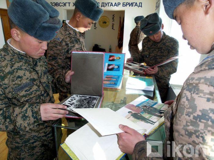016-я мотострелковая бригада - самое боеспособное подразделение Монголии (62 фото)