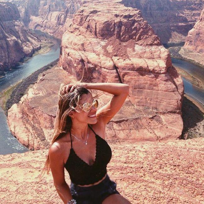 Девушка-пилот Луана Торрес покоряет Instagram (17 фото)