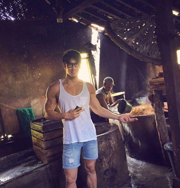 Чуандо Тан - мужчина, возраст которого шокирует каждого (10 фото)