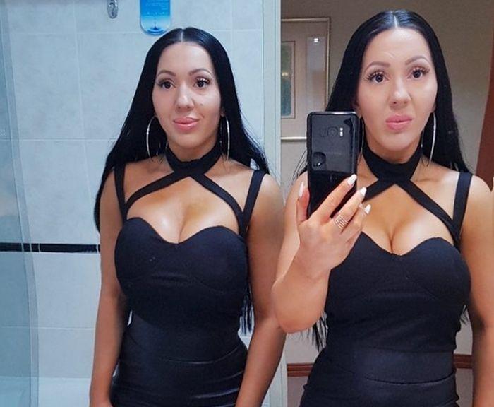 Сестры-близняшки Декинк, живущие с одним мужчиной, хотят завести детей (6 фото)