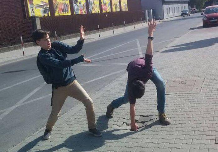 Мужчины веселятся (56 фото)
