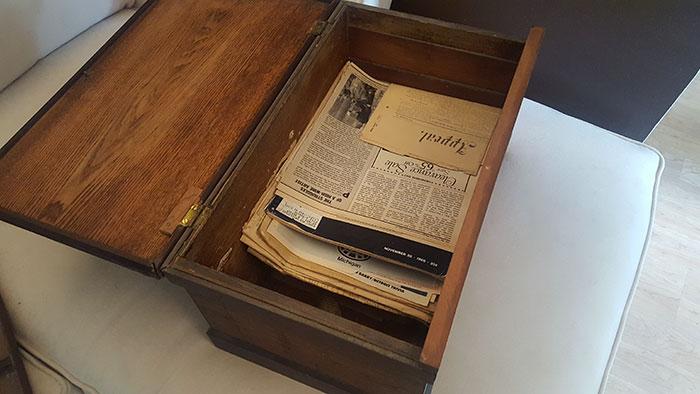 Содержимое старой шкатулки (12 фото)