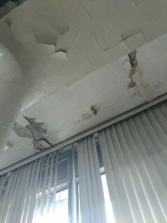 Фото омского отделения почты послужили поводом для начала ремонта (5 фото)