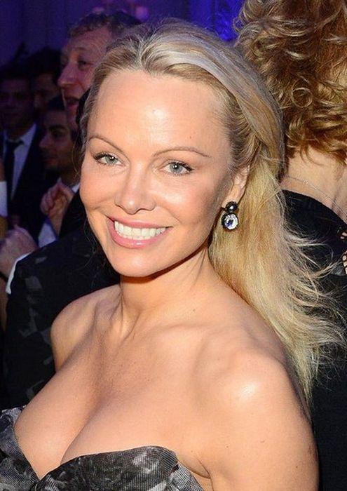 Как с годами менялась внешность Памелы Андерсон (34 фото)