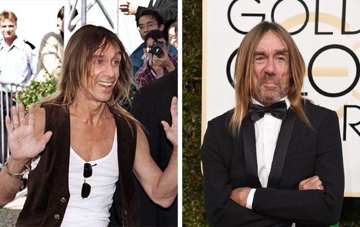 Как изменились известные рокеры 90-х (19 фото)