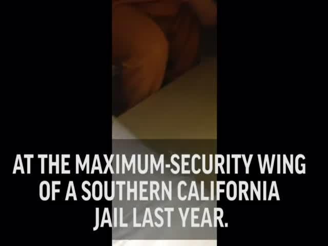 Заключенные сняли видео о своем побеге