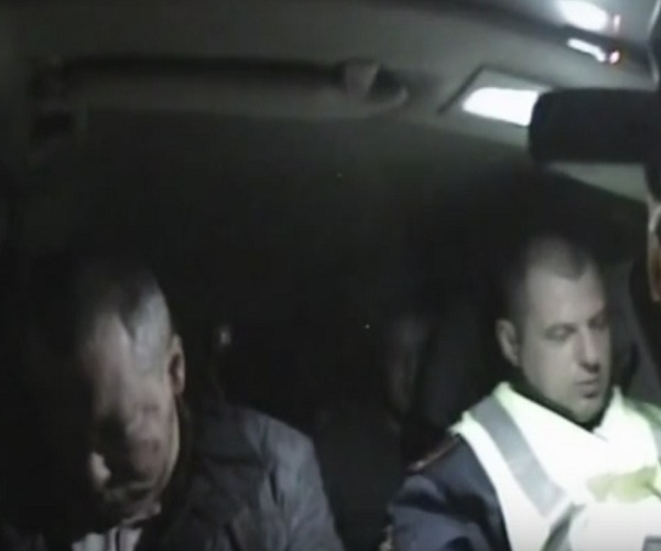 В Иркутске уволен сотрудник ДПС, остановивший пьяного судью Черникова