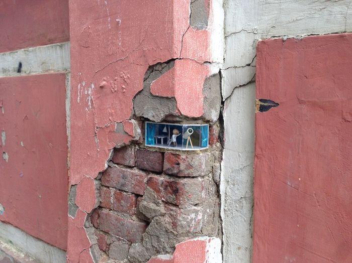 В Нижнем Новгороде появился новый арт-объект (5 фото)