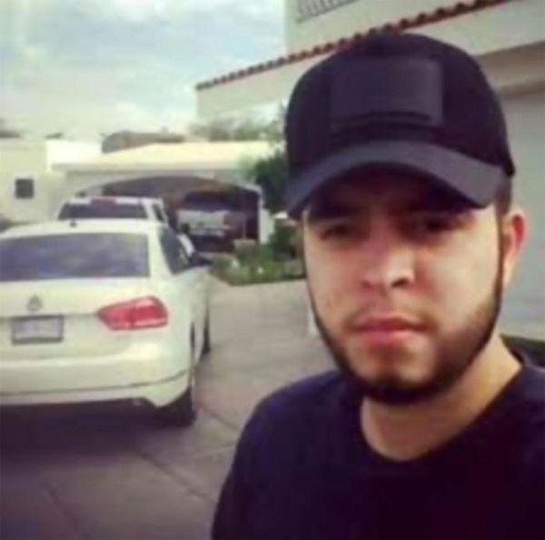 Дамасо Серрано, крестный сын Эль Чапо, сдался полиции США (10 фото)