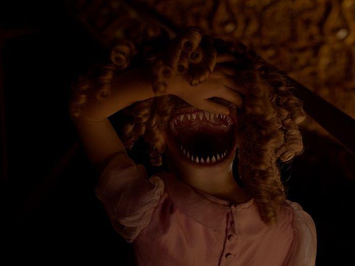 Как снимали фильм «Дом странных детей Мисс Перегрин» (23 фото)