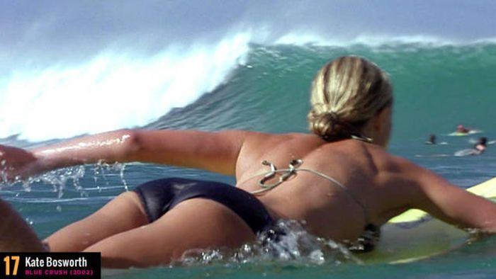 Самые горячие кадры актрис в бикини по версии журнала Maxim (50 фото)