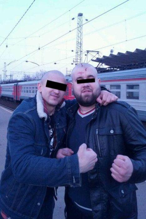 Александр Орлов, ударивший журналиста НТВ Никиту Развожаева, хочет договориться (8 фото)
