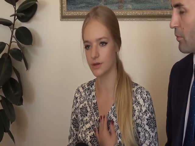 Елизавета Пескова о судостроении