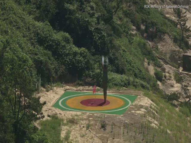 Северная Корея проверила точность своих ракет