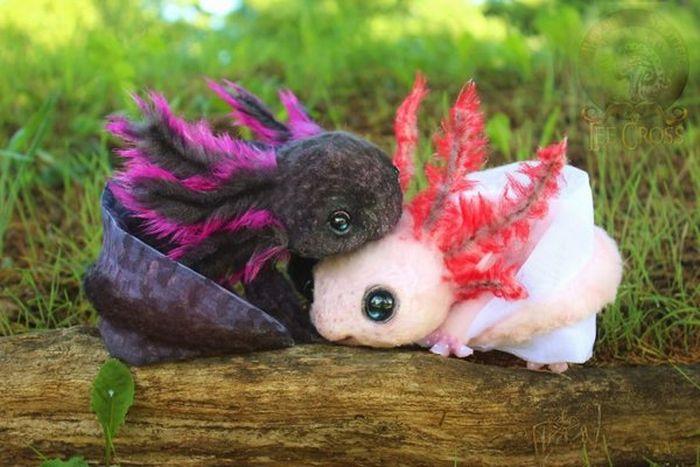 Детеныши необычных животных (15 фото)