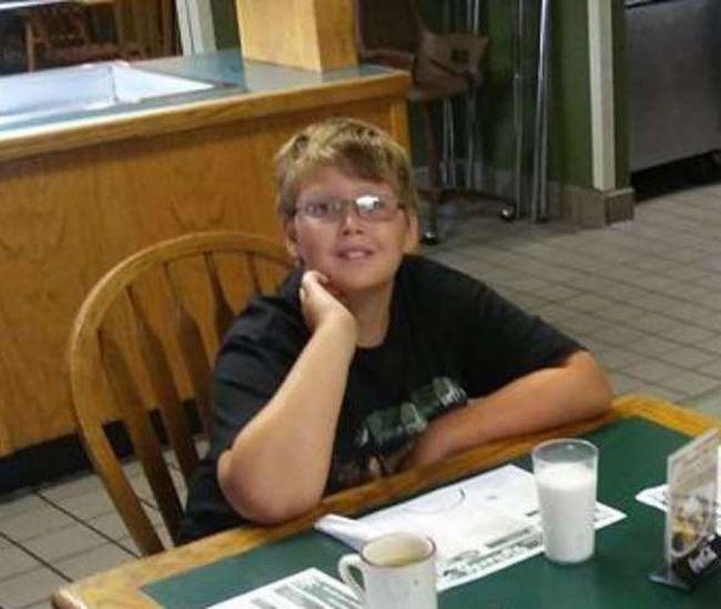 В США байкеры помогли мальчику, которого травили в школе (6 фото + видео)