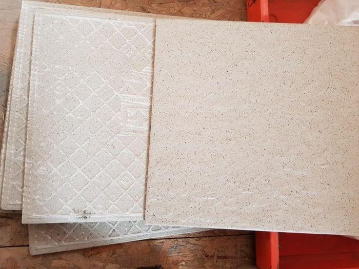 Как мастер отделочных работ плитку клал (2 фото)