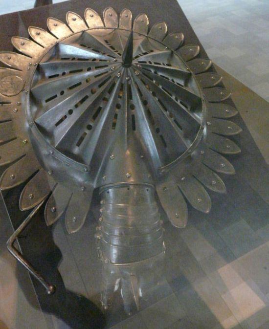 Рондаш траншейный или фонарный щит (4 фото)