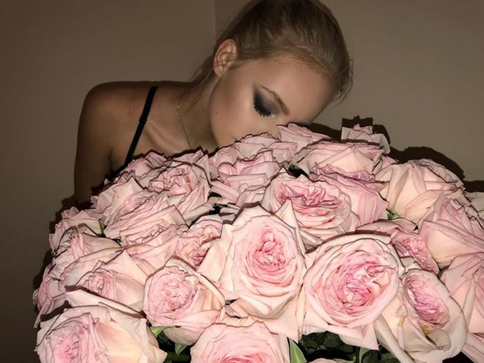 Елизавета Пескова на фото в Instagram (23 фото)