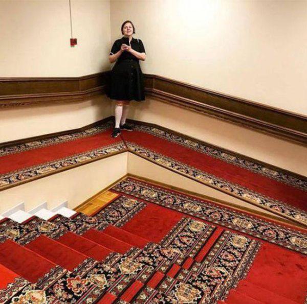 Загадочное фотография изо Госдумы (2 фото)
