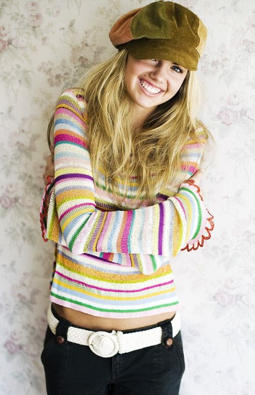 Фотосессия 15-летней Кейт Аптон (19 фото)