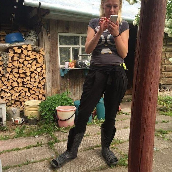 leto_v_derevne_01 Смешные фото из деревни