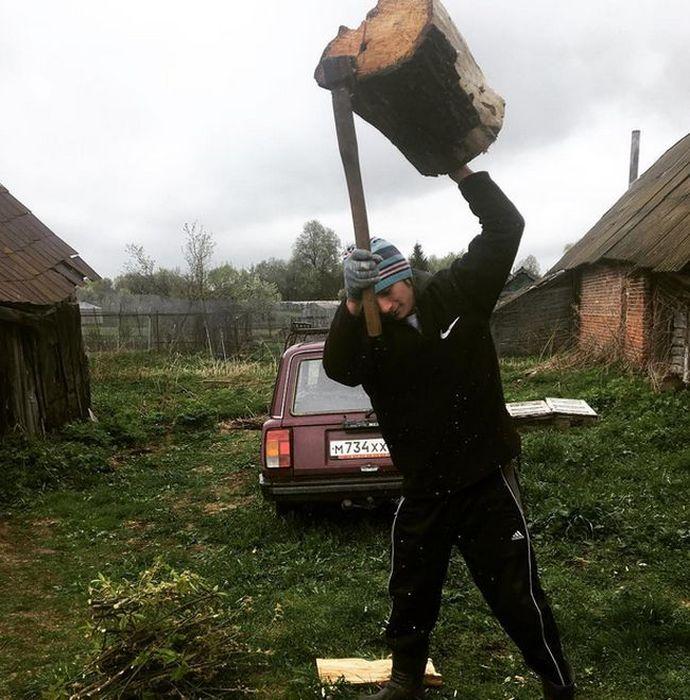 leto_v_derevne_02 Смешные фото из деревни