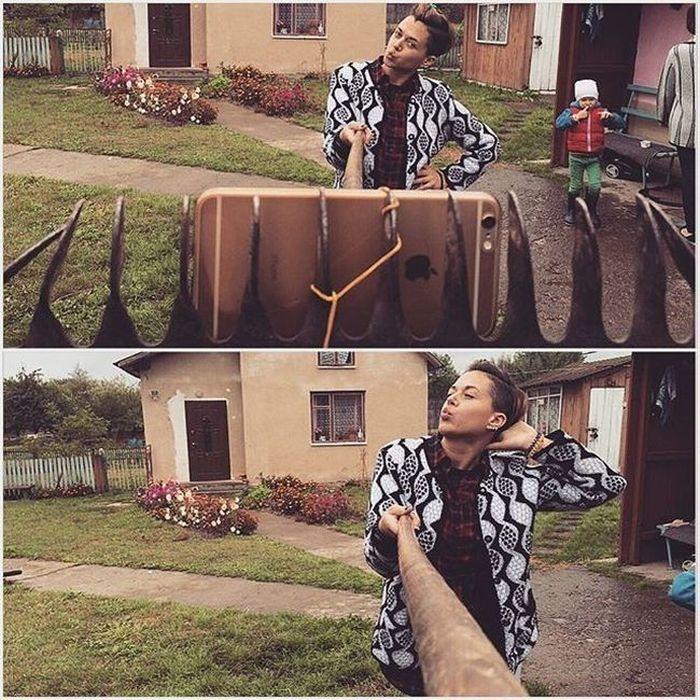 leto_v_derevne_10 Смешные фото из деревни