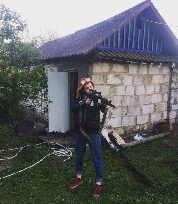 leto_v_derevne_16 Смешные фото из деревни