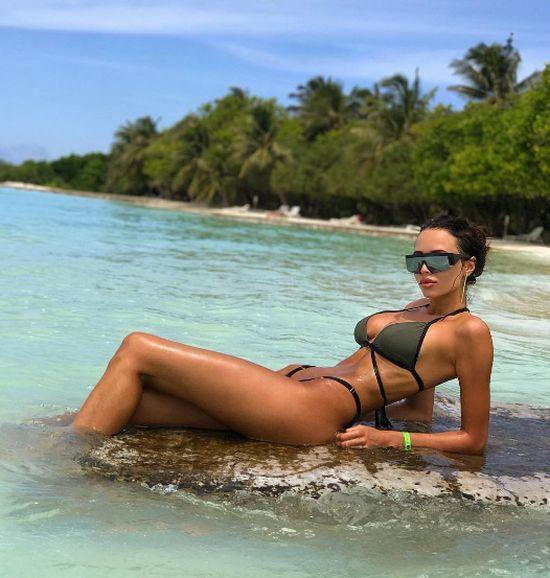 Модель Анастасия Решетова - девушка Тимати (20 фото)