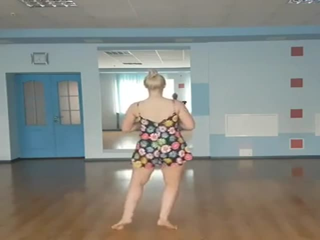 Танец, который оценит каждый мужчина