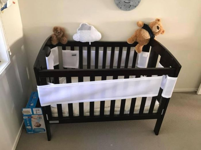 Опасность, притаившаяся в детской комнате (3 фото)