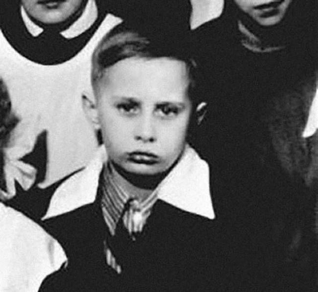 Влиятельные политики в детстве (10 фото)