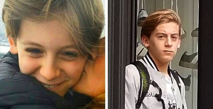 Как изменились дети знаменитостей (12 фото)