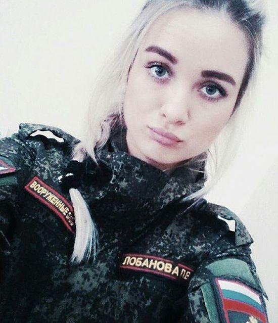 Девушки из силовых структур России (34 фото)