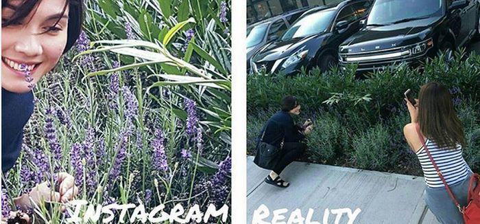Как делают красивые фото для соцсетей (19 фото)